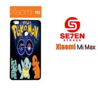 Casing HP Xiaomi Mi Max Pokemon Go Wallpaper 7 Custom Hardcase