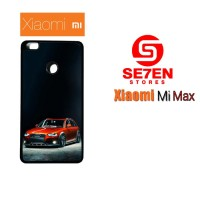 Casing HP Xiaomi Mi Max Slammed Audi A4 Allroad Custom Hardcase