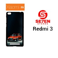 Casing HP Xiaomi Redmi 3 Slammed Audi A4 Allroad Custom Hardcase