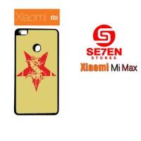 Casing HP Xiaomi Mi Max sepultura logo Custom Hardcase