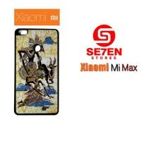 Jual Casing HP Xiaomi Mi Max wayang Custom Hardcase  Murah