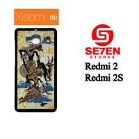 Jual Casing HP Xiaomi Redmi 2, 2S wayang Custom Hardcase  Murah