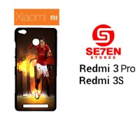 Casing HP Xiaomi Redmi 3 Pro 3S totti 2 Custom Hardcase