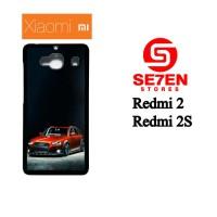 Casing HP Xiaomi Redmi 2, 2S Slammed Audi A4 Allroad Custom Hardcase