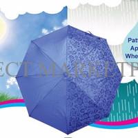 Jual SPECIAL Payung Magic 3D muncul motif jika basah bonus sarung payung MU Murah