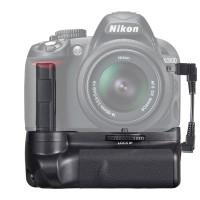 Travor Baterai Grip BG-2F / SG-2F Untuk Nikon D3100 / D3200 / D3300