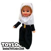 Boneka Mainan Anak Muslimah / Muslim ( Sholawat Baby Fashion )