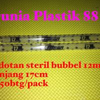 @50btg sedotan steril higienis 12MM pop ice es besar bubble buble