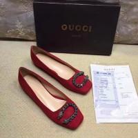 Flatshoes high heels wanita cewek gucci kw mirror quality e649d5b465