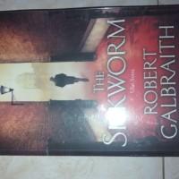 Jual Robert Galbraith: Ulat Sutra (The Silkworm) Murah