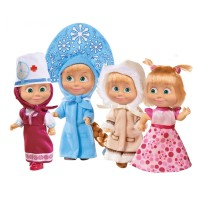 harga Masha And The Bear Style 4 Assortment - 5736764 Tokopedia.com