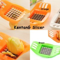 Jual Potato Cutter / Slicer Chopper French Fries / Pemotong Kentang Pisau Murah
