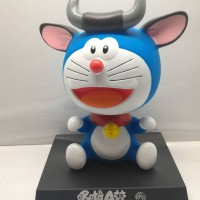 Jual Pajangan Figure Doraemon shio kerbau head knocker Limited Murah