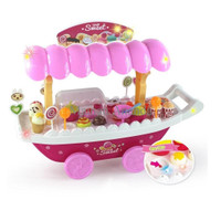 Jual NEW PROMO MAINAN ANAK CEWE SHOP SWEET LUXURY CANDY CAR Murah