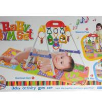 Jual LARIS BABY ACTIVITY PLAYGYM Murah