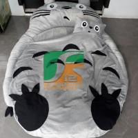 Jual Matras Karakter Totoro, Kasur Boneka Karakter Totoro Murah