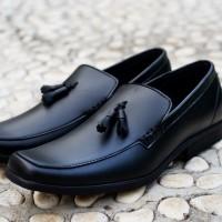 Jual Sepatu Formal Pria Edberth - Budapest Black Murah