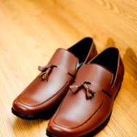 Jual Sepatu Formal Pria Edberth - Budapest Brown Murah