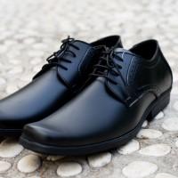Jual Sepatu Formal Pria Edberth - Brussel Black Murah