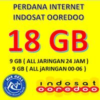 Perdana Internet Indosat 9 Gb All Jaringan 3G/4G