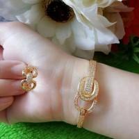 Jual perhiasan xuping set 21/juni Murah