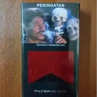Rokok Marlboro Filter Black