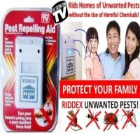 Jual Riddex Plus Pest Repellent Control Alat Pengusir Tikus Serangga Nyamuk Murah