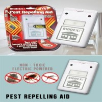 Jual RIDDEX Plus Pest Repeller - Alat Pengusir Tikur Kecoa Nyamuk Murah