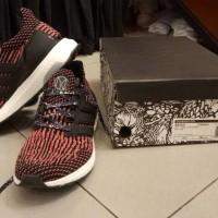 Jual Adidas Ultraboost 3.0 CNY (Chinese New Year) Red Black BNIB Murah