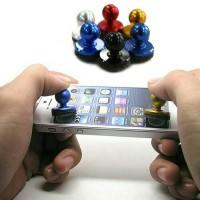 Jual FLING MINI MOBILE JOYSTICK SUITABLE FOR ALL SMARTPHONE/GAMEPAD Murah