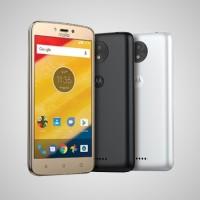 Motorola Moto c smartphone