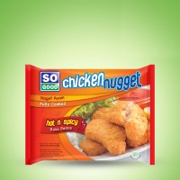 Jual Chicken Nugget Hot and Spicy So Good Murah