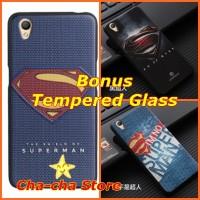 Jual Softcase Superman TPU Rubber 3D Superhero Soft Back Case Oppo Neo 9 A3 Murah