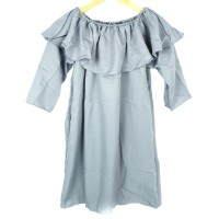 Jual Overall Sabrina / Atasan OOTD / Dress Pesta Murah