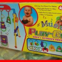 Jual Baby Playgym Musical Lokal ( Made in INDONESIA ) Murah Murah