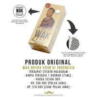 Jual Wak Doyok Krim Jambang 75ml Malaysia Original Cream BERHOLOGRAM Murah