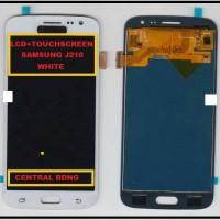 Jual LCD + TOUCHSCREEN SAMSUNG J210 WHITE Murah