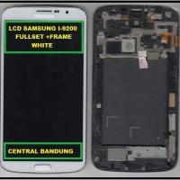 Jual LCD FULLSET SAMSUNG I9200 + FRAME WHITE / BLACK Murah