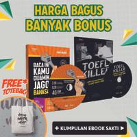 harga Paket Hemat 2 (toefl Killer + Kunci Inggris) Tokopedia.com