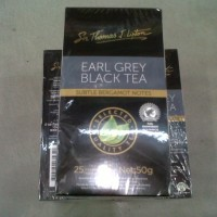 Jual Teh Alzheimer - lipton earl grey black tea 25 bag  Murah