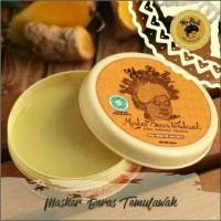 Masker Temu Lawak Mabello Lulur Bugis By Indah Beauty Shop MKS