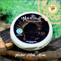 Masker Ketan Hitam Lulur Bugis Mabello By Indah Beauty Shop MKS