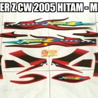 harga Striping Jupiter Z Cw 2005 Hitam - Merah Tokopedia.com