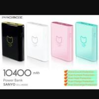 Jual powerbank Probox Sanyo - 10400 mah Murah