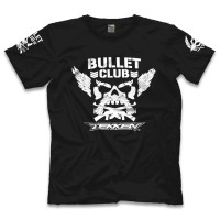 [KAOS] NJPW Bullet Club X Tekken Full Patch T-Shirt