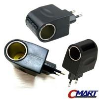 AC to DC Car Charger Cigarette Lighter Converter Socket GRC-CH-SW12V1A
