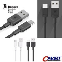 Baseus Zoole Kabel Data Charger USB Type C 1m TypeC Cable - BSS-CACZY