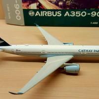 Jual DIECAST PESAWAT CATHAY PACIFIC A350 BY PHOENIX Murah