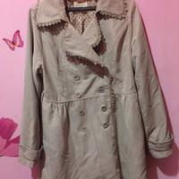 Jual winter coat / outer / jaket / mantel / second Murah