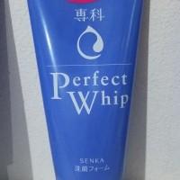 Shiseido Senka Perfect whip Facial wash Asli JAPAN
